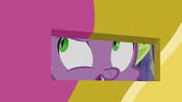 "Spike Changeling ""make an appointment!"" S6E25"