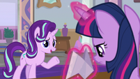 "Starlight Glimmer ""I know how busy you are"" S9E20"