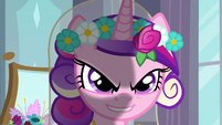 Chrysalis as Cadance 'That I have fooled them all' S2E26