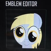 FANMADE Derpy Hooves Black Ops 2 Emblem v2
