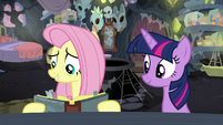 """Fluttershy """"dedicate my life to curing ponies"""" S7E20"""