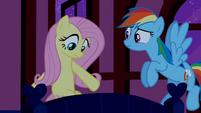 Fluttershy & Rainbow S2E15