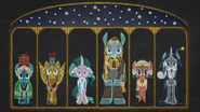 K18 Główne filary Equestrii