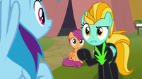 """Lightning """"anypony can be the best"""" S8E20"""
