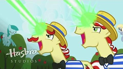 """MLP_Friendship_is_Magic_-_""""The_Flim_Flam_Song""""_Music_Video"""