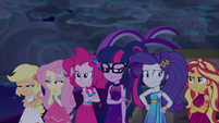 Rainbow's friends looking very annoyed EGSB