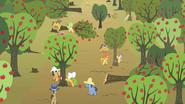 S01E21 Kucyki wycinają jabłonie