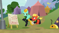 Short Fuse -you're really workin' hard- S8E20