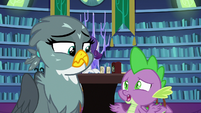 """Spike """"come with you on your rounds"""" S9E19"""