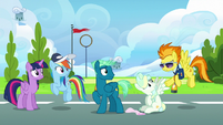 """Spitfire """"have to build up your endurance"""" S6E24"""
