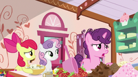 "Sugar Belle ""Big Mac's plan to send me"" S9E23"