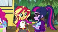 Sunset --she's a pony princess-- EG4