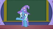 "Trixie ""will put on a magic show!"" S8E15"