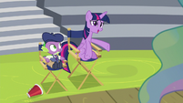 """Twilight """"just like you're talking to me"""" S8E7"""