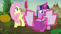 """Twilight """"they both want to win a fight"""" S5E23"""