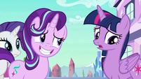 """Twilight """"wish there was a way to do both"""" S6E1"""