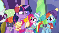 """Twilight Sparkle """"whatever this is"""" S6E17"""