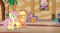 """Applejack """"there's another friendship problem here"""" S6E20"""