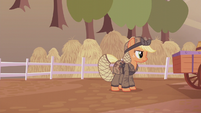 Applejack about to get back to work S5E25