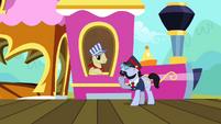 Conductor pony and train driver S2E14