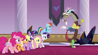 """Discord """"I was really rooting for you"""" S9E2"""