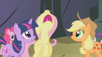"""Fluttershy """"I'm scared of dragons!"""" S1E07"""