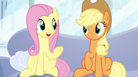 """Fluttershy """"that's really great"""" S6E7"""