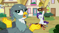 """Gabby """"easier to just give it to him"""" S9E19"""