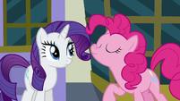 Pinkie Pie sniffing around S6E12