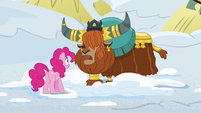 Prince Rutherford -yak never asked for help!- S7E11