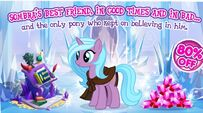 Radiant Hope promo MLP mobile game