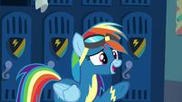 """Rainbow Dash """"it's that one where"""" S8E5"""