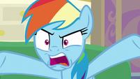 """Rainbow Dash """"was ruined!"""" S8E17"""