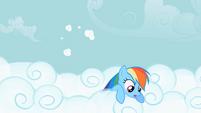 Rainbow Dash hear pleas S2E8-