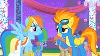 Rainbow and Spitfire S1E26