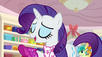 """Rarity """"a multitude of situations"""" S8E17"""