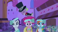 Rarity & Rainbow Dash whatever S2E26