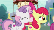 S06E19 Sweetie Belle i Apple Bloom