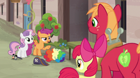 Scootaloo -you'll never know if you don't try- S7E8