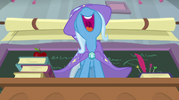 "Trixie ""field trip of your lives!"" S9E20"