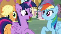 """Twilight """"exactly what we'll show her!"""" S8E18"""
