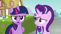 """Twilight Sparkle """"I'm going after her"""" S7E14"""