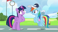 """Twilight Sparkle """"making her friend look good"""" S6E24"""
