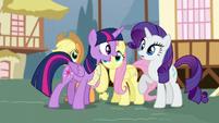 Twilight Sparkle -a scavenger hunt!- S5E19