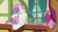 201px-Sweetie Belle pleased with herself S2E23
