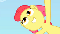 Apple Bloom grin S02E15