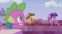 Applejack --I hope all this helped-- S5E25