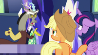 """Discord """"but she won't believe you"""" S9E1"""