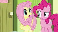 "Fluttershy ""they seem really upset"" S8E12"