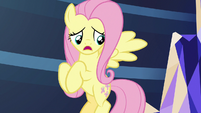Fluttershy -have you found anything yet- S7E20